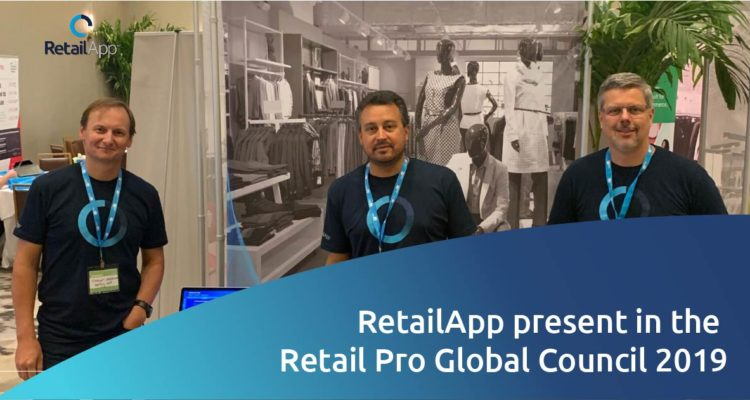 RetailApp - RetailApp present in the Retail Pro Global Council 2019