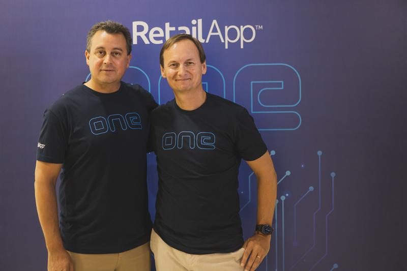 Gonzalo Almada, CEO, and Carlos Lerena, COO of RetailApp™
