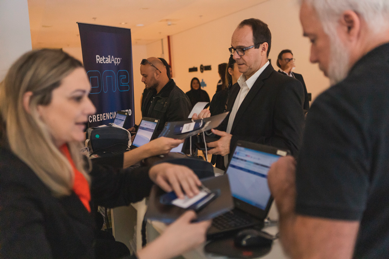 RetailApp™ ONE | Accreditation for the event