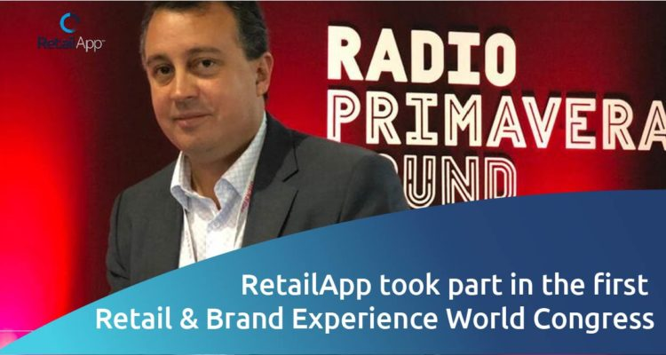 RetailApp - Took part of RBEWC