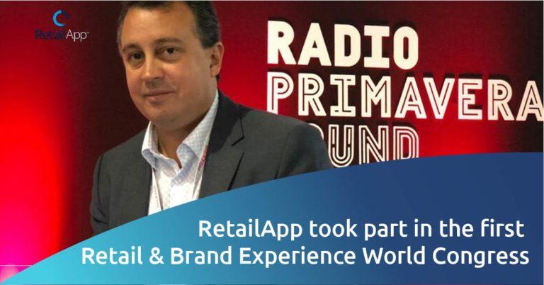 RetailApp - Took part of RBEWC
