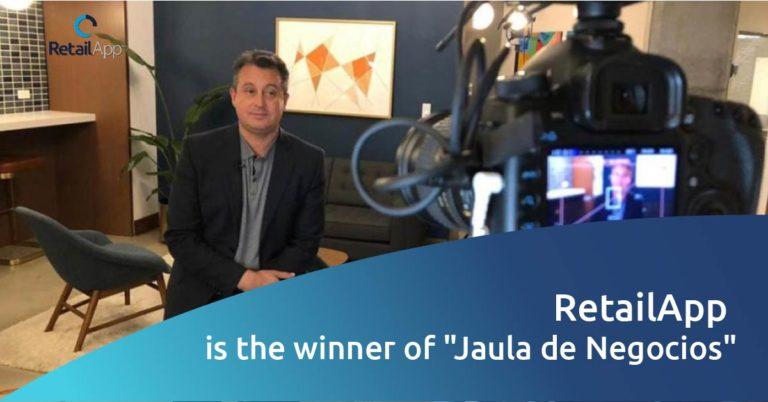 RetailApp - We won Jaula de Negocios