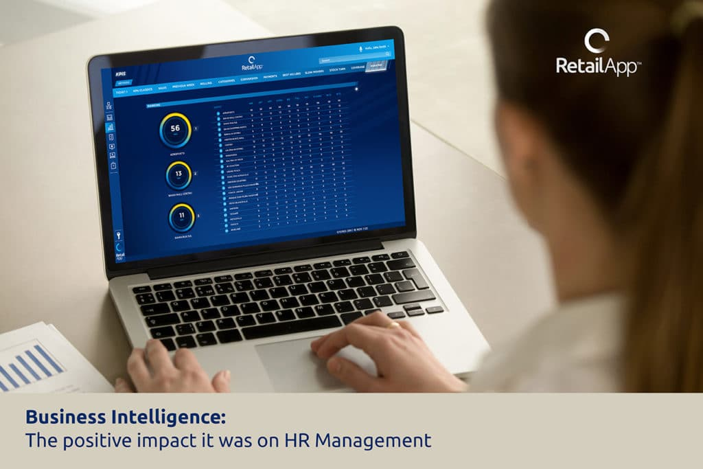 RetailApp™ | Business Intelligence: The positive impact it has on HR Management