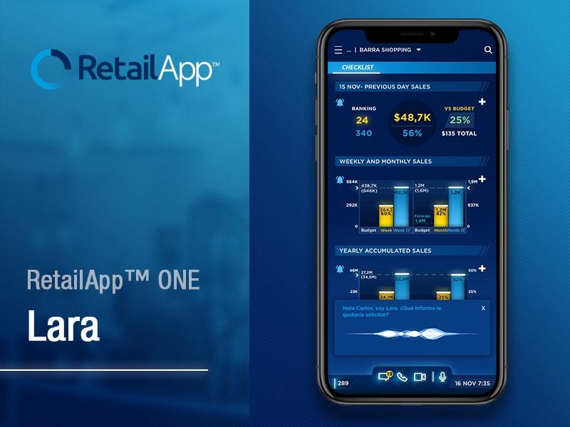 RetailApp - LARA
