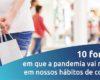 RetailApp - 10 formas em que a pandemia vai mudar em nossos hábitos de compra