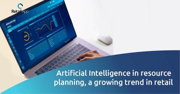 RetailApp - AI in resourcing planning